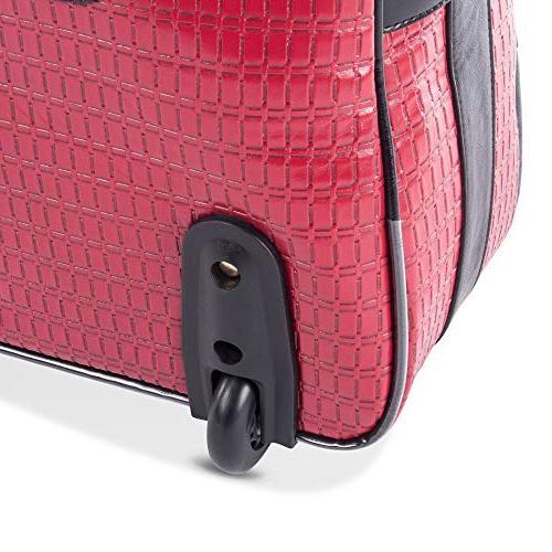 Bugatti Case Leather, Red