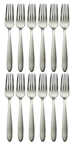 Oneida Mooncrest Dinner Forks Set of 12