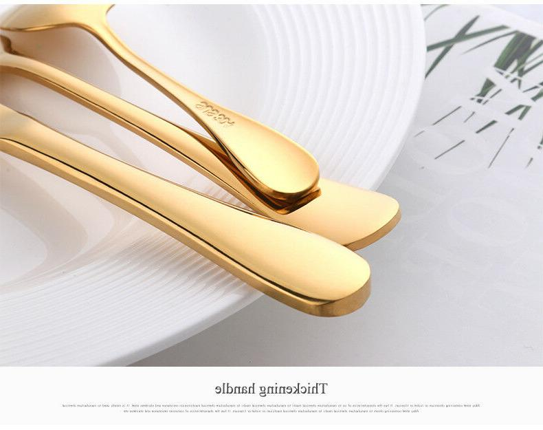 Multi Color Flatware