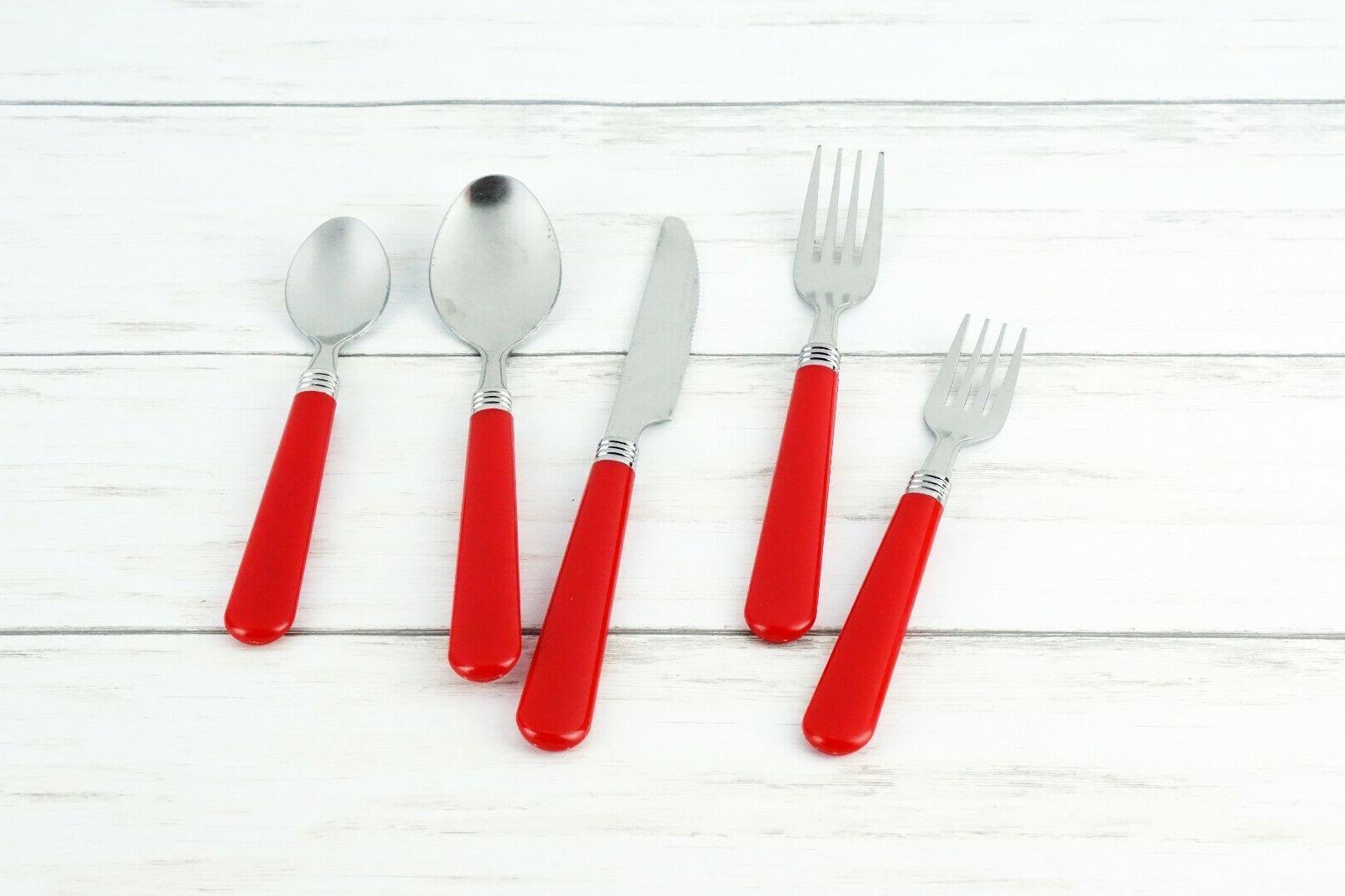New 48pc Steel Flatware Fork Butter Kit