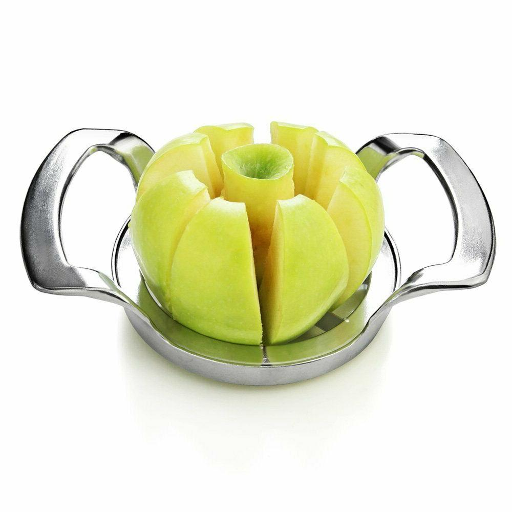 New Star Foodservice Heavy Apple Corer Silver