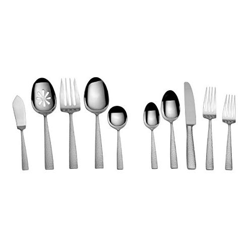 Mikasa 5204881 18/10 Stainless Steel Flatware Set Serveware, for