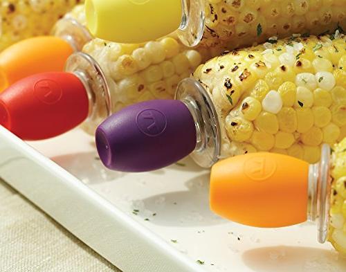Outset Corn Holders, Set 8