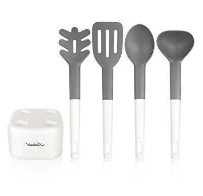 rain cookware 4 piece cooking utensil set