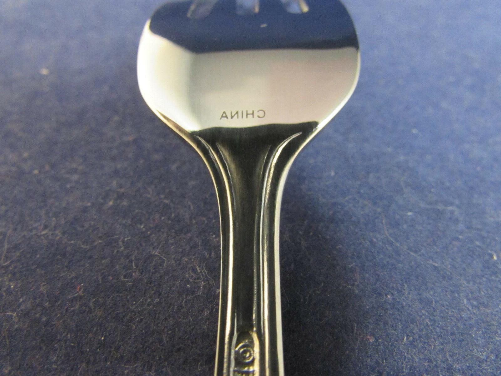 Stainless Silverware NEW
