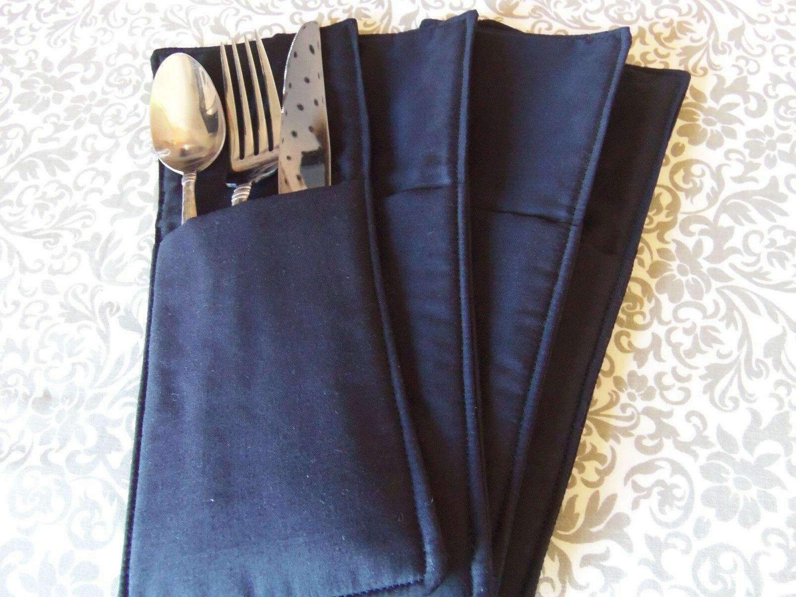 Set Flatware Pockets, Kitchen