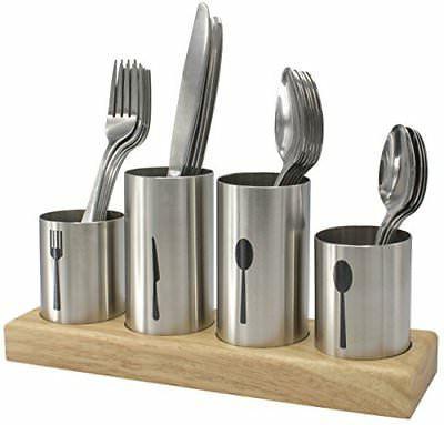 silverware holder