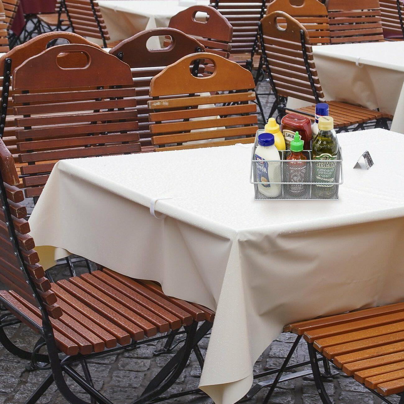 Sorbus Caddy — Silverware, Napkin Condiment