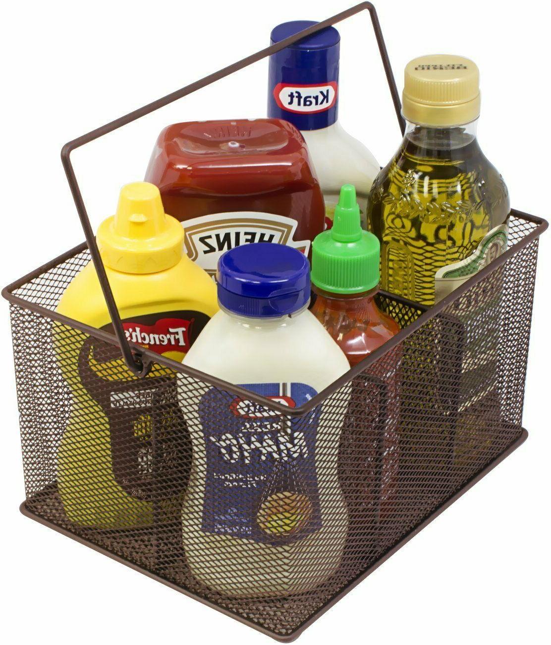 Sorbus — Silverware, Napkin Holder, Condiment