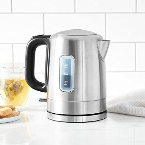 AmazonBasics Stainless Kettle -