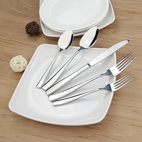 HOMMP Stainless Steel Sets, Service 8