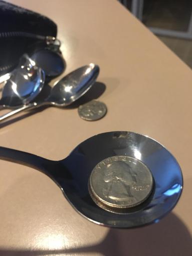 Stainless Steel High Spoon Flatware 12