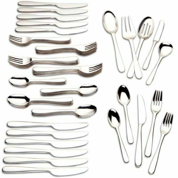 stratton 65 piece flatware set brand new