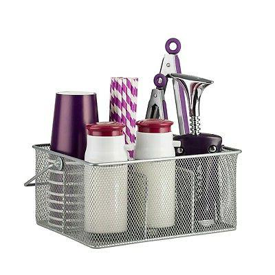 Mindspace Utensil Silverware, Napkin and Organizer