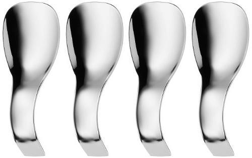 vela stainless steel appetizer spoons