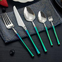 "Lehao, Premium Stainless Steel Flatware Cutlery Set : ""Chame"