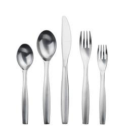 Gourmet Settings 28-380 Loft Flatware Set, Regular, Stainles
