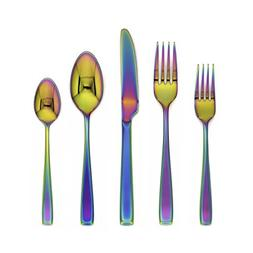 Cambridge Silversmiths Logan Rainbow Mirror Flatware