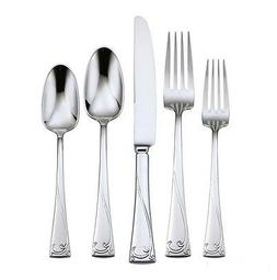 Oneida Lyric Service for 8 Plus Serving Set 18/10 Stainless