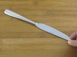 Oneida Metra Dinner Knife NEW Solid Stainless Flatware Silve