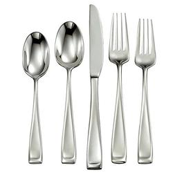 Oneida Moda 67 Piece Fine Flatware Set, Service for 12, Incl