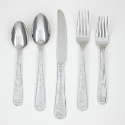 Cambridge Mountain 20 Piece Flatware Set in Sand