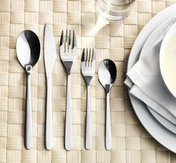 New IKEA Fornuft 20 Piece Flatware Silverware Tableware Set