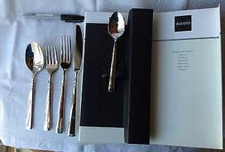 nib easton heirloom 5 piece place setting