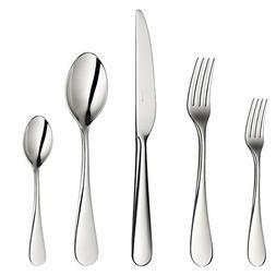 Christofle Origine Stainless Steel 5-Piece Dinner Setting