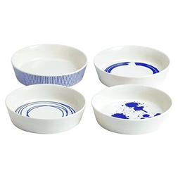 Royal Doulton® Pacific Set of 4 Round Serving Dishes