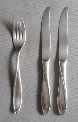 Yamazaki Patrick Lysa Pattern Flatware Stainless Replacement