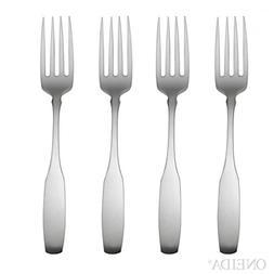 Oneida Paul Revere Set of 4 Dinner Forks, Fine Flatware