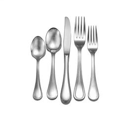 Liberty Tabletop Pearl 45-piece 18/10 Flatware Set Service f