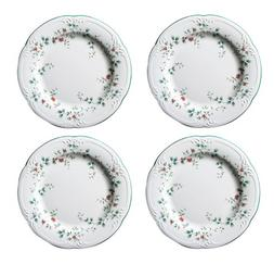 Pfaltzgraff Winterberry 10-1/2-Inch Dinner Plates, Set of 4