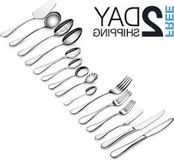 Artaste Rain 103 Piece Flatware  Set