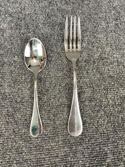 * Artaste * Rain Heavy Stainless Steel Flatware CHOICE! WOW!
