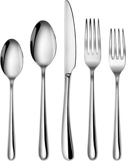 Artaste Rain Ii Forged 18/10 Stainless Steel Flatware 20 Pie