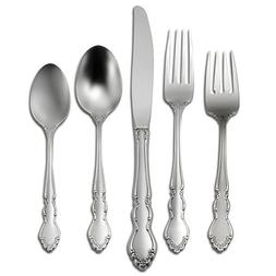 Oneida Satin Dover 20-Piece Flatware Set , Service for 4