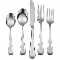 Oneida Satin Sand Dune 20 Piece Service For 4 Stainless Flat