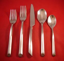 Mikasa Satin Wave Forged Stainless Flatware Your Choice NEW