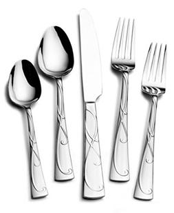 Towle 50 Piece 18/10 Stainless Steel Service for 8 Flatware
