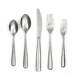 Cambridge Silversmiths Annalise Mirror 20-Piece Flatware Set