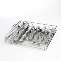 Cambridge Silversmiths 45-Piece Buffet Flatware Set, Conques