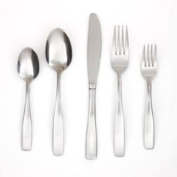 Cambridge Silversmiths 20-piece Flatware Set, Madison Satin