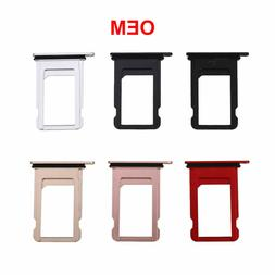 Sim Card Holder Tray Waterproof Gasket Ring for iPhone XS Ma