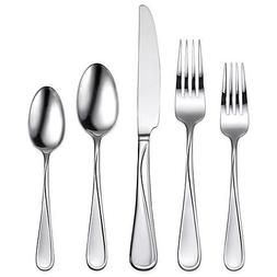 Oneida SOAR 65-Piece Flatware Silverware Set