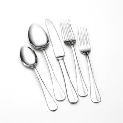New TOWLE 101 Piece Stainless Flatware Set HARTFORD Service