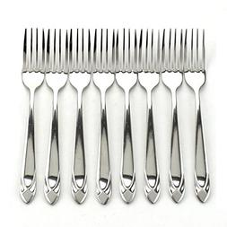 stainless steel dinner forks