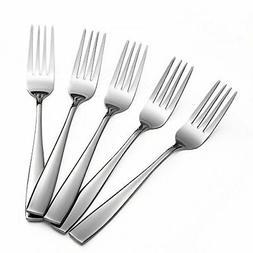 Eslite Stainless Steel Dinner/Salad Forks Set,12-Piece,8 Inc