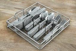 Cambridge Stainless Steel Flatware 45 Piece Set